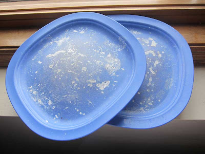 Tupperware microwave plate