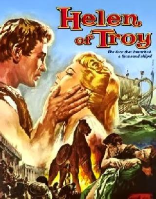 Carátula, cover, dvd: Helena de Troya | 1956 | Helen of Troy