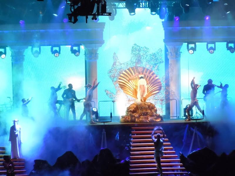 Kylie Aphrodite Tour Hollywood Bowl 2011