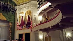 President Lincoln's box at Ford's Theatre looks the same as it did on April 14th, 150 years ago