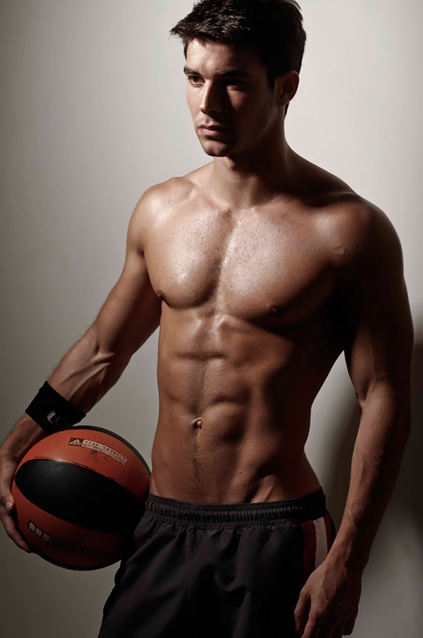 hot athletic guys