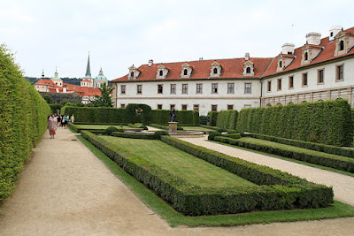 """Valdštejnský palác (Malá Strana) (3)"" by Ondřej Kořínek - Own work. Licensed under CC BY-SA 3.0 via Wikimedia Commons - https://commons.wikimedia.org/wiki/File:Vald%C5%A1tejnsk%C3%BD_pal%C3%A1c_(Mal%C3%A1_Strana)_(3).jpg#/media/File:Vald%C5%A1tejnsk%C3%BD_pal%C3%A1c_(Mal%C3%A1_Strana)_(3).jpg"