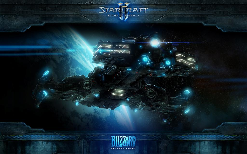 Starcraft HD & Widescreen Wallpaper 0.411451367334377