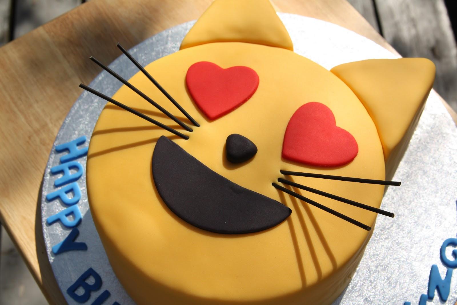 how to make cat poop cake