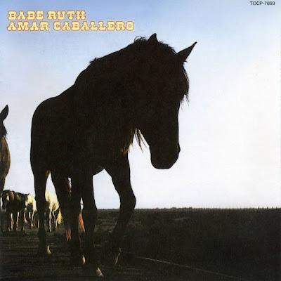 Babe Ruth - Amar Caballero 1973 (UK, Funk-Rock, Soul)