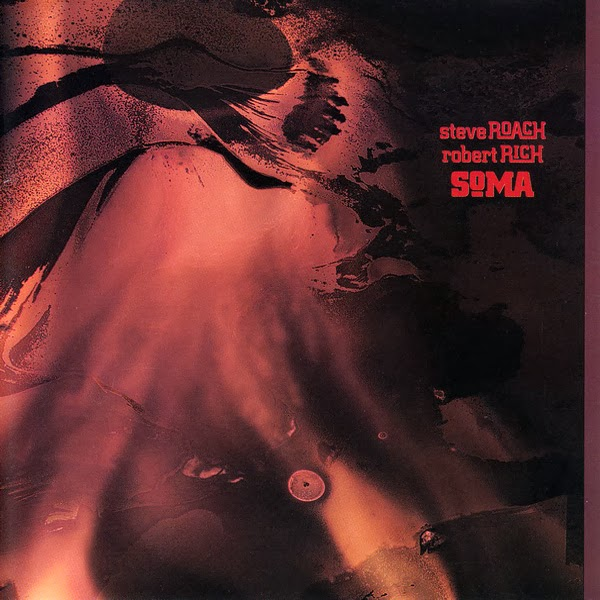 Steve Roach & Robert Rich - Soma (1992) / source : discogs.com