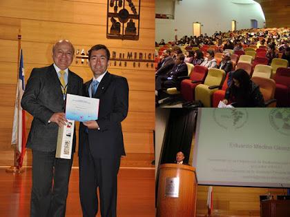 La FRALC en la 2da Jornada Chilena de Protección Radiológica del Paciente