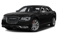 2015 Chrysler 300C price list
