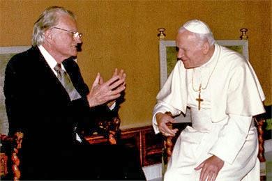 Graham i Jan Paweł II