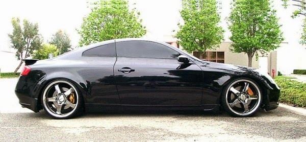 Infiniti Black G35  We Obsessively Cover the Auto Industry