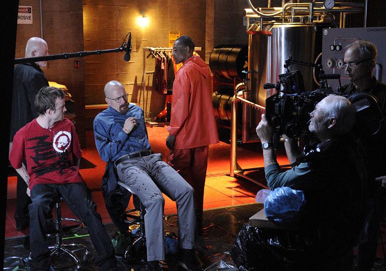 Breaking Bad Brasil: A 4ª temporada de Breaking Bad por trás das câmeras