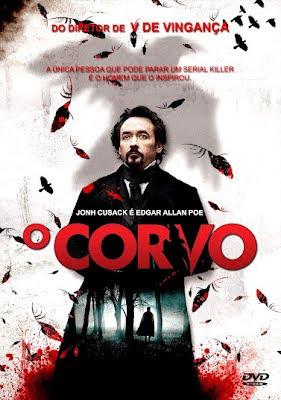 Filme Poster O Corvo R5 XviD & RMVB Dublado