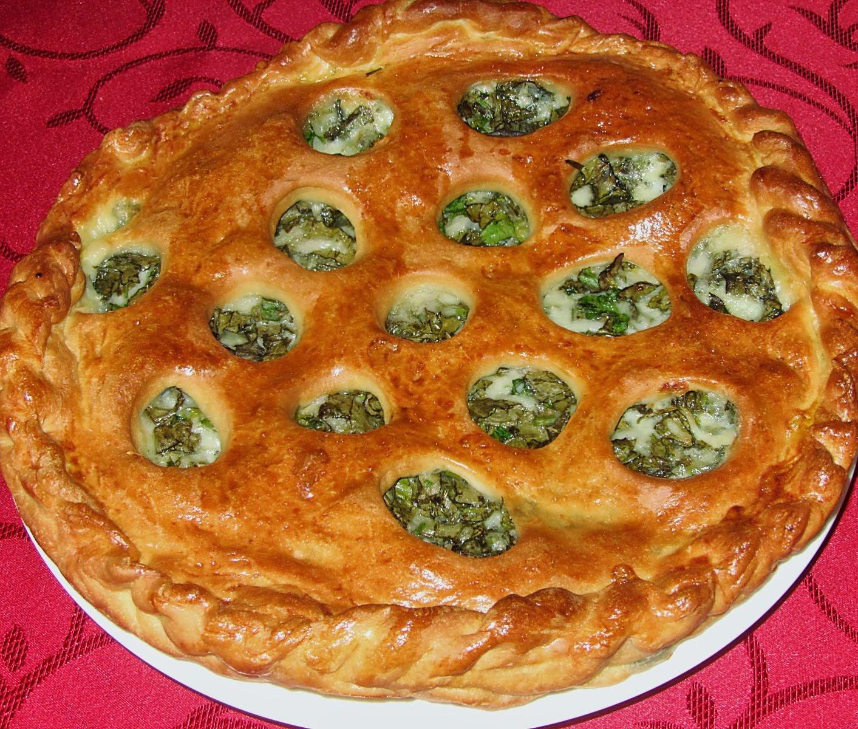 Пироги с щавелем рецепт
