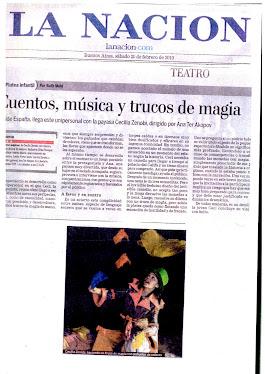Crítica diario La Nación