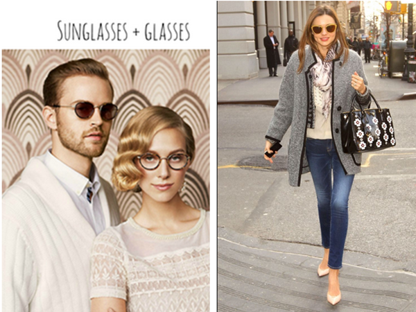 hotted eyewear trends in 2014