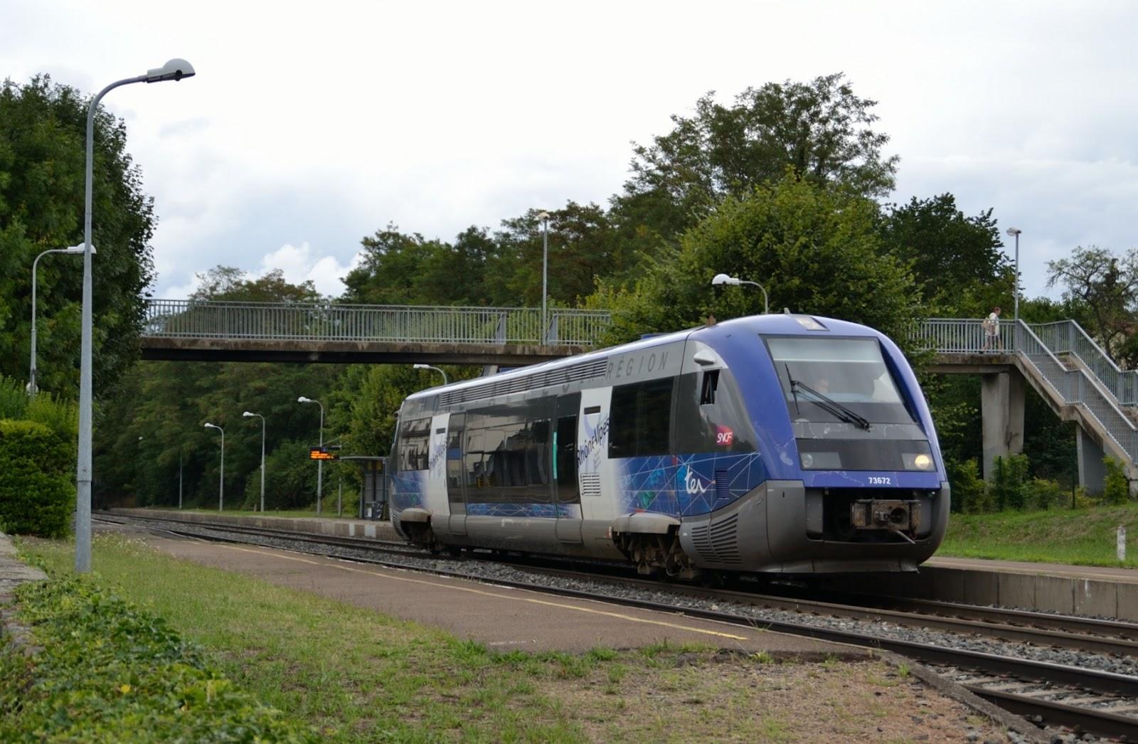 La passion du train a clermont ferrand et environs - Chambres d hotes clermont ferrand et environs ...