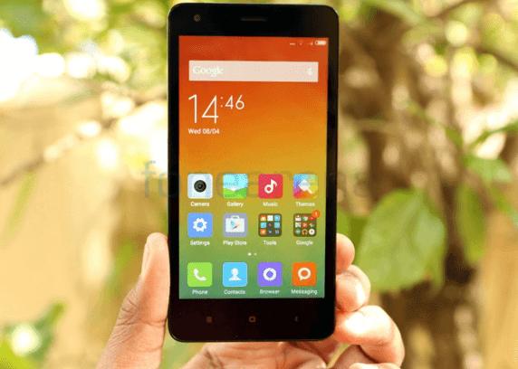 1. Xiaomi Redmi 2
