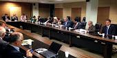 Presidente da ASSUL Arnaldo Bottrel Reis participa de reunião CNC na Sede Bancoob em Brasília - DF