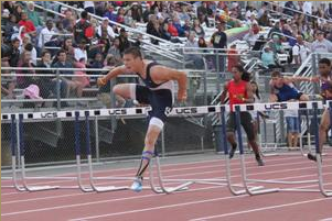Hurdler Martinez Out For Season