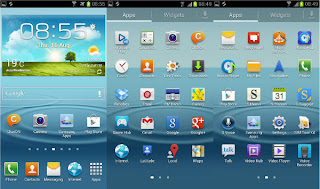 Galaxy Note Brasil: GALAXY NOTE GT-N7000 Nova Rom (4.1.1) Jelly Bean