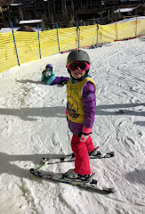 Sadie Skiing