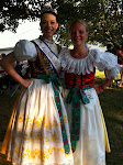 Sarah and her Czech Princess