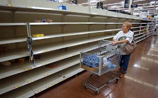 IMPORTANT ! La crise économique tant redoutée est en train de commencer Empty-Shelves