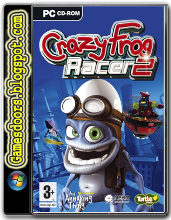 CRAZY FROG RACER 2 FREE FULL DOWNLOAD