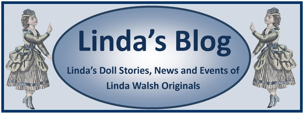 Linda Walsh Originals Dolls and Crafts Blog