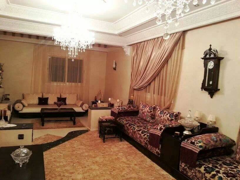 Boutique salon marocain 2018 2019 decoration salon for Decoration coin de salon
