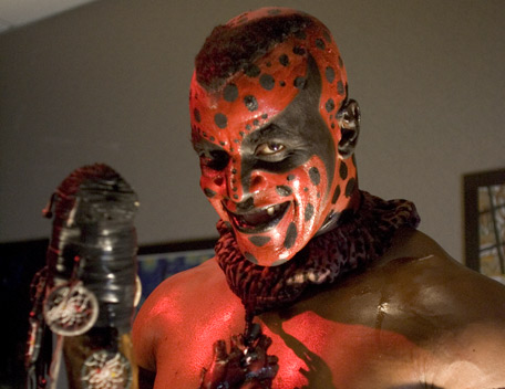 Boogeyman Real Face
