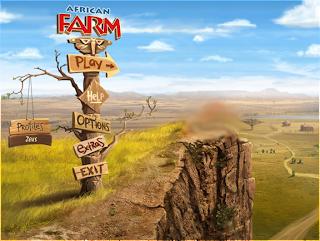 لعبة المزرعة الافريقية African Farm