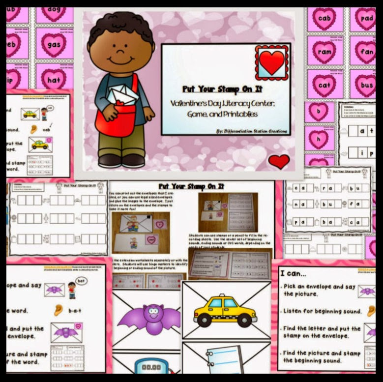 http://www.teacherspayteachers.com/Product/Valentines-Put-Your-Stamp-On-It-Literacy-Centers-Games-and-Printables-1077392