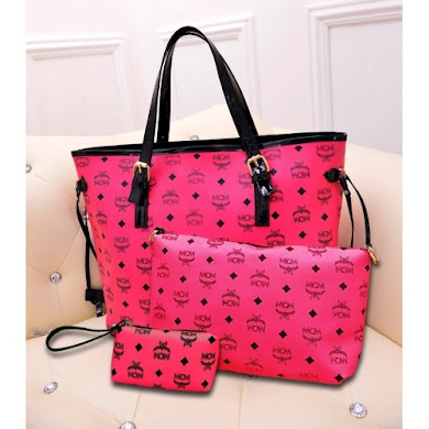 MCM FASHION BAG (PINK)