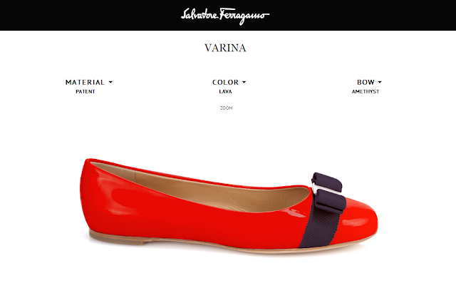 Salvatore Ferragamo Varina Customized L'Icona