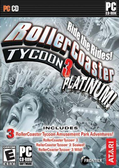 Roller Coaster Tycoon 3 Download Full Game