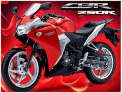 variasi modifikasi motor honda cbr 250r