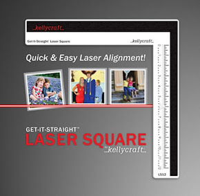 Get-It-Straight™ Laser Square