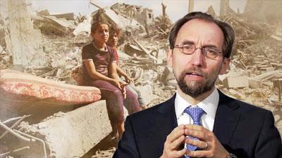 ONU pide enjuiciamiento de Israel por crímenes en la Franja de Gaza