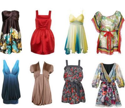 Dicas de Vestidos Perfeitos
