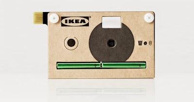 kamera unik Cardboard Camera