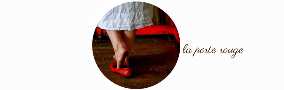 la porte rouge