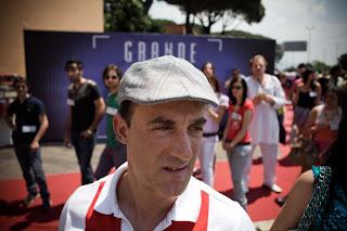 Aniello Arena dans Reality, de Matteo Garrone