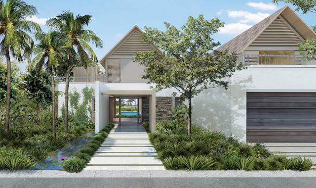 Standard configurations include 2 bedroom 1 - Le Parc De Mont Choisy Villas Du Golf Entrance 169 Montchoisy