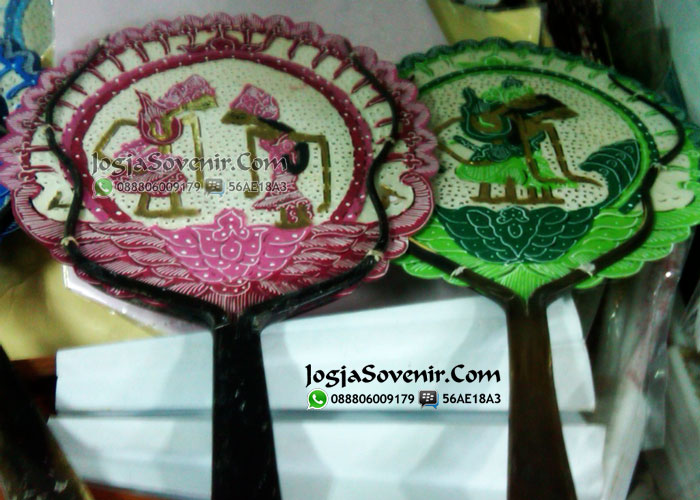 souvenir pernikahan kipas