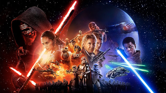 Star Wars - O Despertar da Força no cinema do Shopping Prêmio