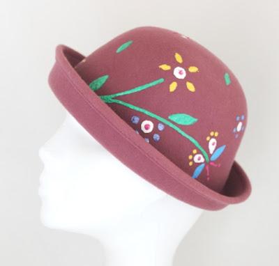 2016 - Textil  Sombrero 3