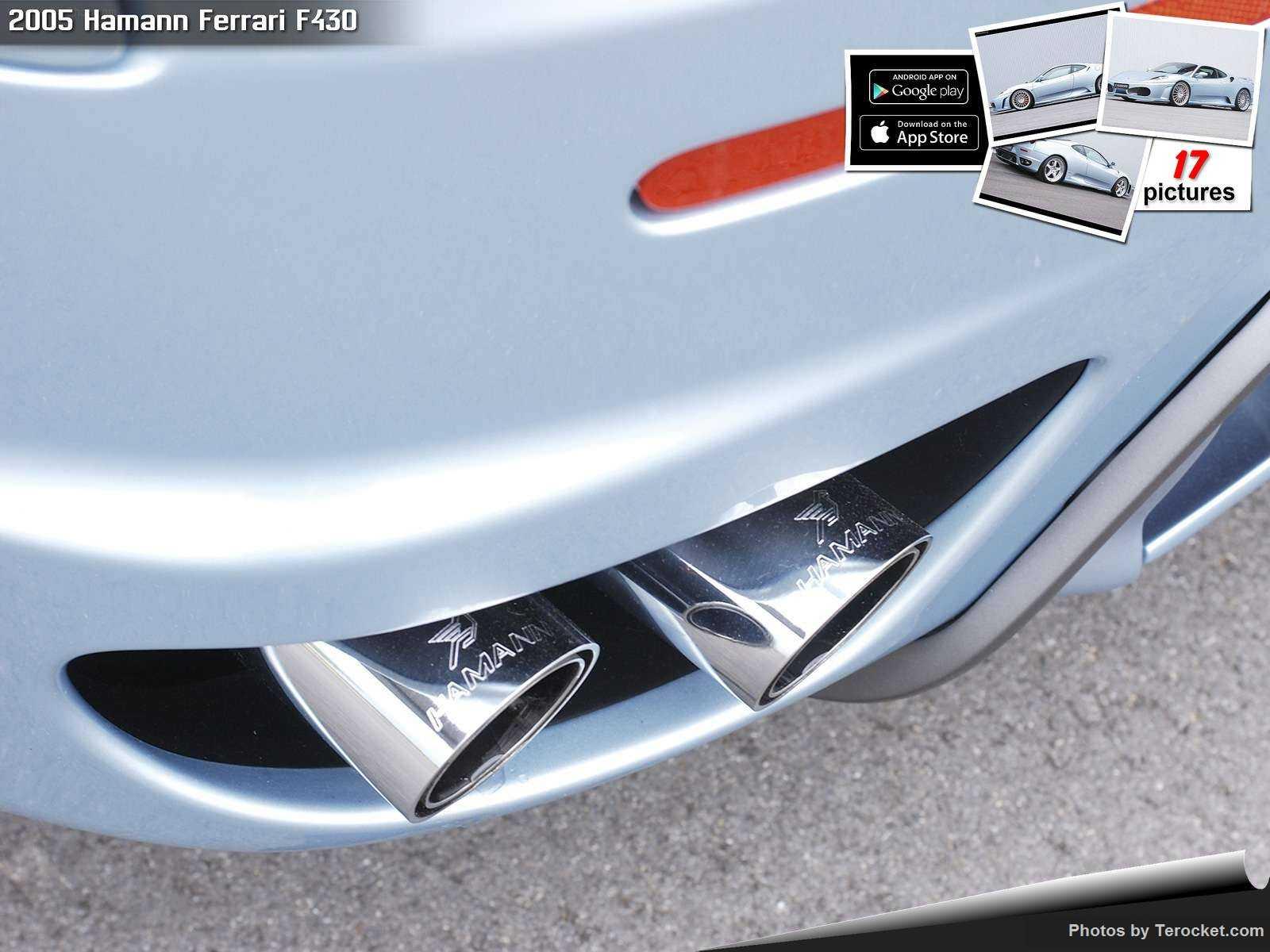 Hình ảnh xe ô tô Hamann Ferrari F430 2005 & nội ngoại thất