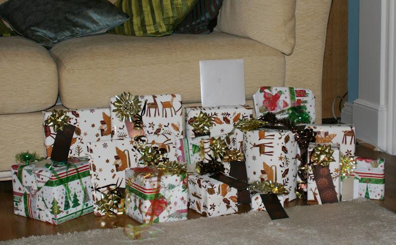 Christmas presents 2007