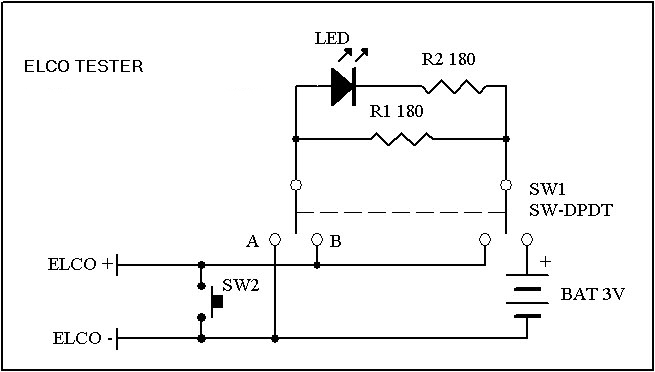 elco tester circuit